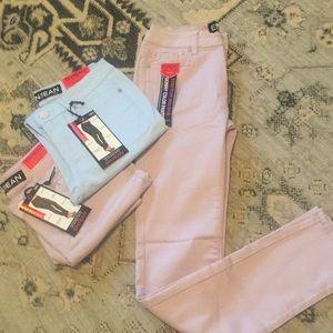 Denim - NWT Mauve colored Jeans